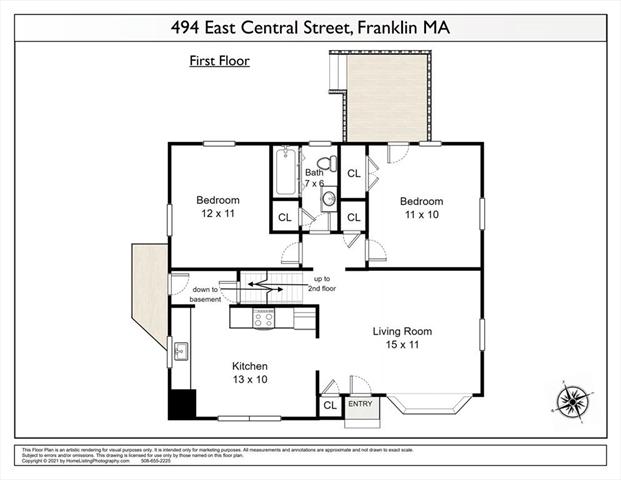 494 E Central Street Franklin MA 2038