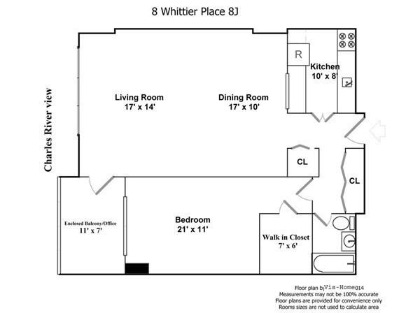 8 Whittier Boston MA 02114