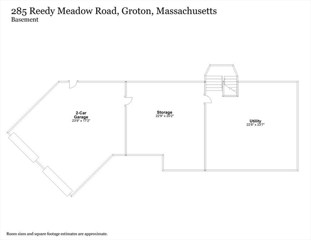 285 Reedy Meadow Road Groton MA 01450