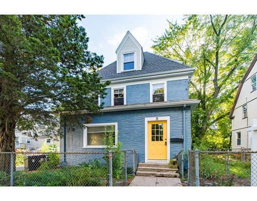 4 Beds, 2 Baths home in Boston for $899,900