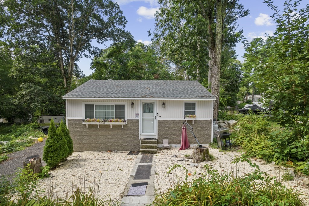 This cottage, ranch style home was Built from the ground up in 2019 and this is may be exactly what you are looking for! Fun neighborhood, everyone has a golf cart, easy access to the beach. WE are selling the property AS IS with everything in the home included! Lakeville has great schools and community events. The Pond is called Long Pond; this lake/pond is a fully recreational pond, covering over 1700 acres! The Clark Shores Association fee is just about $200 a year (Covers Plowing) and with the three beaches you have access to boating, jet skiing, tubing, swimming, fishing, or relaxing on the sand and enjoy the beautiful water!!! There's no better time to call this cottage a home! Located near major highways which make your commute a breeze. SCHEDULE YOUR SHOWING NOW!