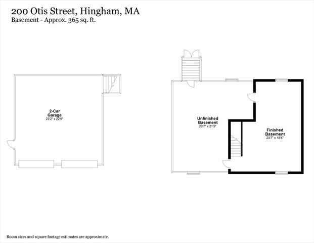 200 Otis Street Hingham MA 02043