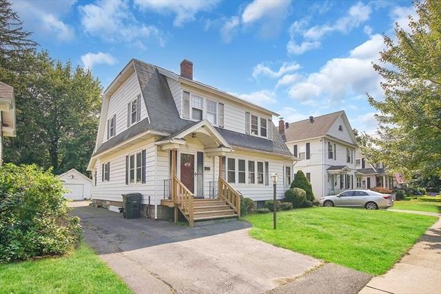 61 Hartford Terrace Springfield MA 01118