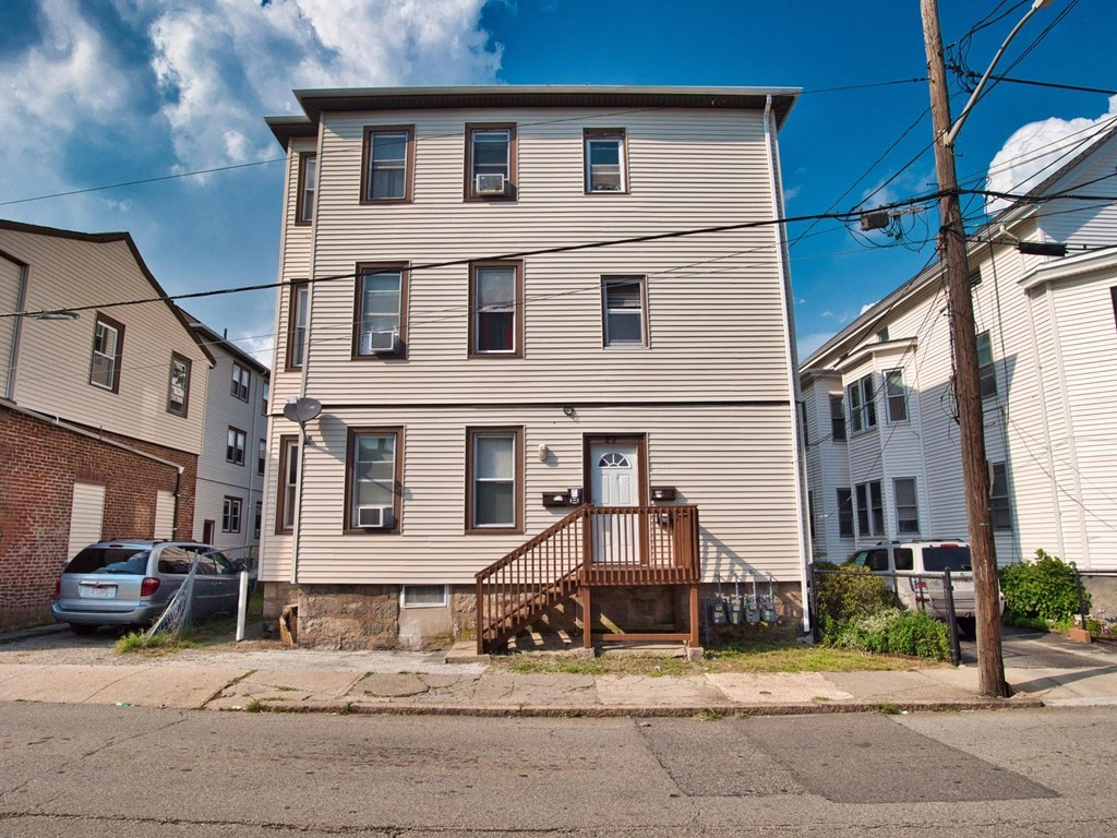 Attention owner occupants and investors! Introducing a 3 family on Lyon street in Fall River. This property offers 3 spacious units that are all 3 bedroom units. Units are well maintained. The first showings will be Saturday September  4th & Sunday 5th 12-1.