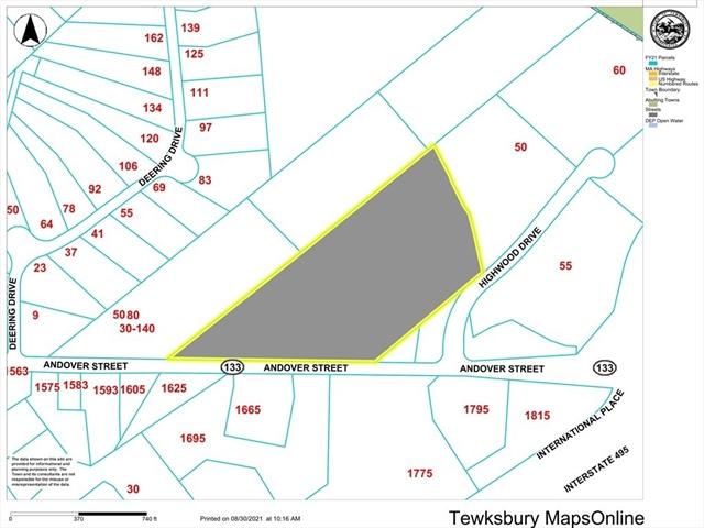 1596 Andover Street Tewksbury MA 01876