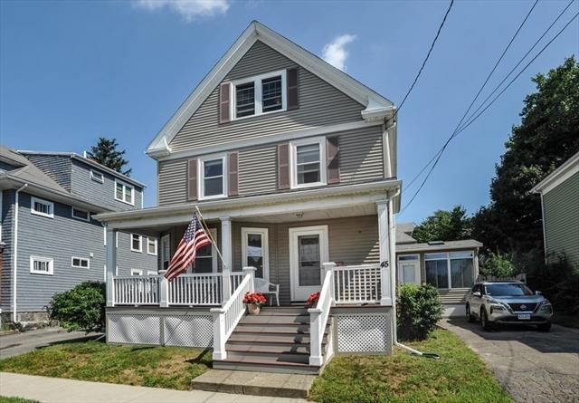 45 Hamilton Street Quincy MA 2170