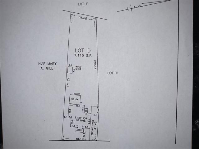 1015 Webster Street Needham MA 02492