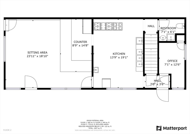 192 Warren Avenue Brockton MA 02301