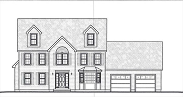 NEW CONSTRUCTION. Make this new home your own and enjoy the wildlife while sipping your morning beverage in this country setting. First floor features, kitchen (tile flooring, granite counters and stainless steel appliances), dining room (hardwood), living room (hardwood), den/office (hardwood) and half bath with laundry area (tile floor). Second floor features Master Bedroom (carpet) with Master Bath (3/4 Bath, granite countertop and tile floor) and walk-in closet, three additional bedrooms (carpet) and a full bath (tile floor). This home will be set on 1.75 acres. Minutes to highway, shopping, restaurants and more.  Lot is NOT cleared yet. For sale sign in front of lot on Oak St. Home will have Kitchen, Living Room, Dining Room, Office, 1/2 Bath and kitchen on 1st floor and 2nd floor will have 4 bedrooms,1 master bath and 1 full bath. Full unfinished basement and 2 car garage. 8-20 to build (weather permitting)
