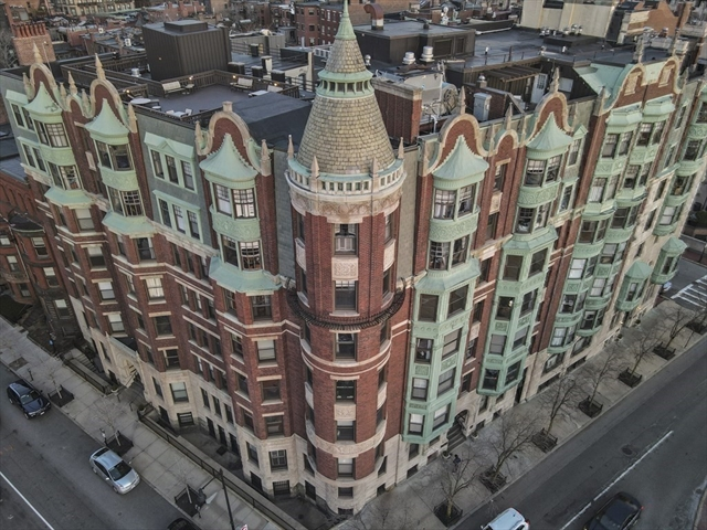 4 Charlesgate E Boston MA 02215