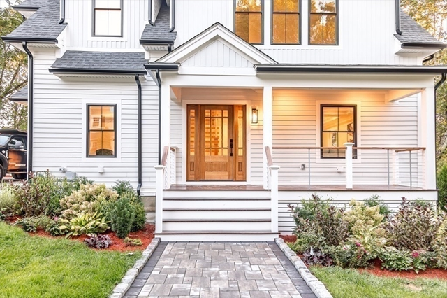 15 Lucille Place Newton MA 02464