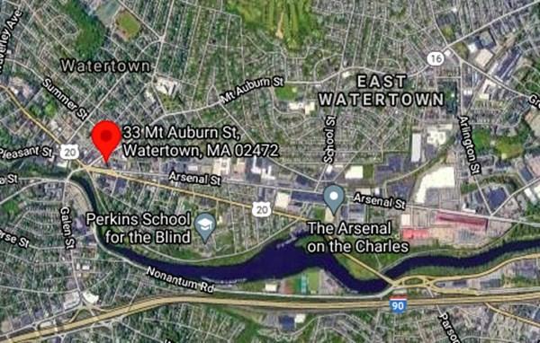 33 Mt Auburn Street Watertown MA 02472