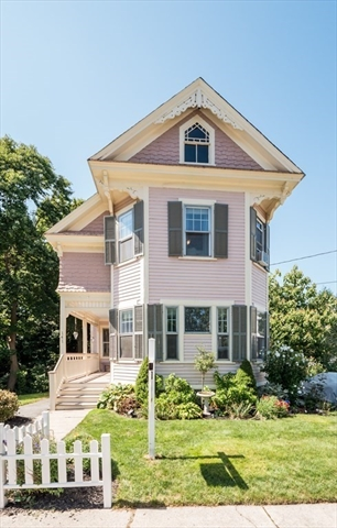 141 Parkview Avenue Lowell MA 01852