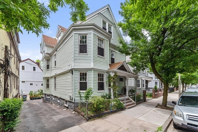 113 Hancock Street Boston MA 02125