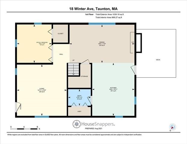 18 Winter Avenue Taunton MA 02780
