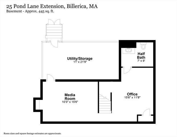 25 Pond Lane Billerica MA 1821