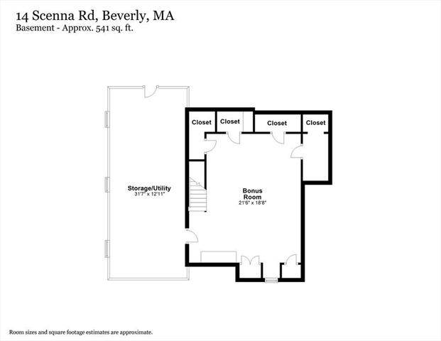14 Scenna Road Beverly MA 01905