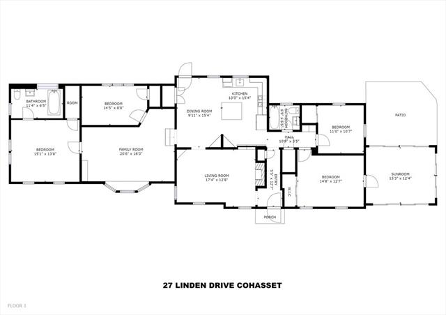 27 Linden Drive Cohasset MA 02025