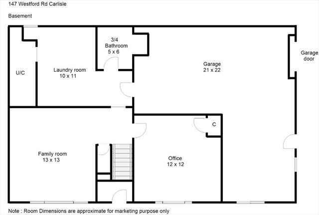 147 Westford Street Carlisle MA 1741