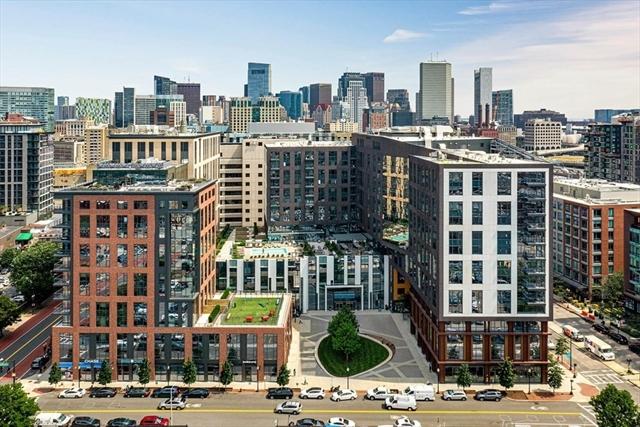 345 Harrison Avenue Boston MA 02118