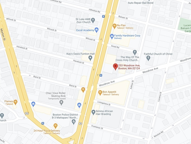 253 Woodrow Avenue Boston MA 02124