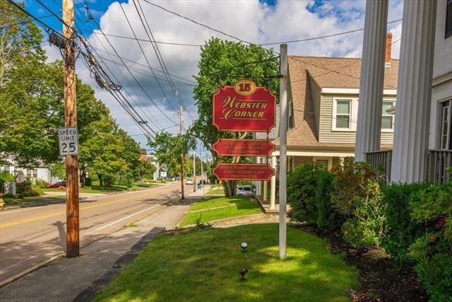 15 Webster Street Rockland MA 02370