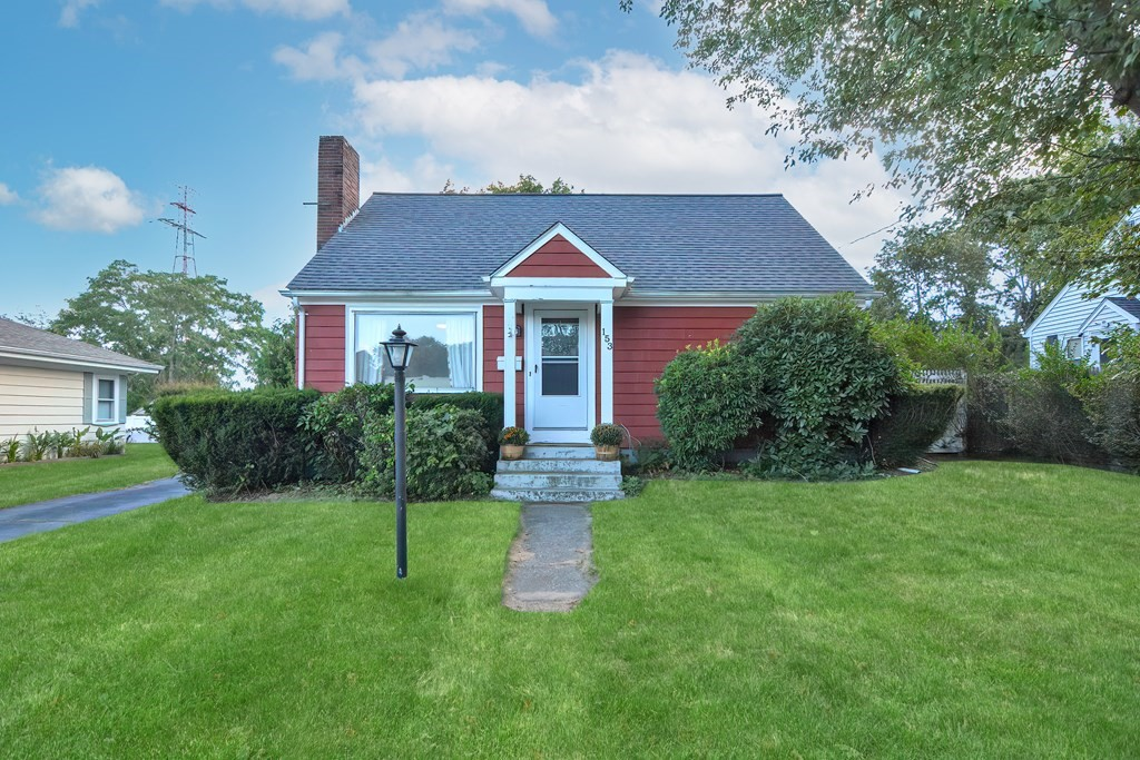 HIGHEST AND BEST DUE BY 5:00, 9/24. Charming cape conveniently located, close to the heart of Somerset and minutes from major highways. The bright and airy living room features a white washed brick fireplace, picture window, and oak hardwoods that are found throughout the home. The expansive first floor bedroom could be used as a first floor master, the second bedroom is currently being used as a formal dining room and features a glass paneled door that leads to the fully fenced back yard. The eat-in kitchen is equipped with wood cabinetry, gas range, and breakfast bar. The second level offers the third and largest bedroom complete multiple closets and built-ins along the eaves. The partially finished basement makes a great playroom and office. The exterior boasts a paver patio, fenced in yard, mature trees and off street parking for 2-3 vehicles. High efficiency heating system!