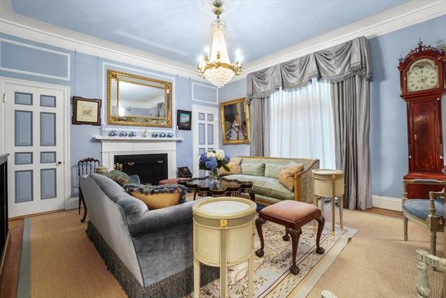 101 Chestnut, Boston, MA, 02108, Beacon Hill Home For Sale