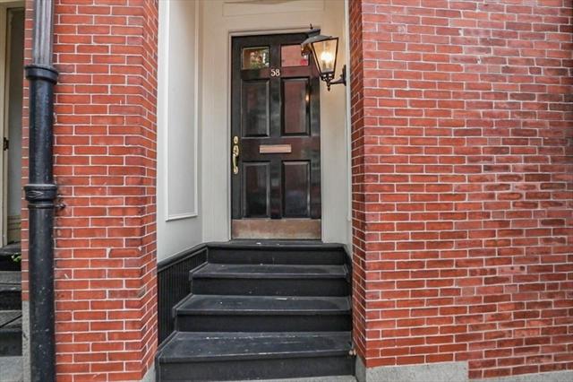 58 West Cedar St, Boston, MA, 02114, Beacon Hill Home For Sale
