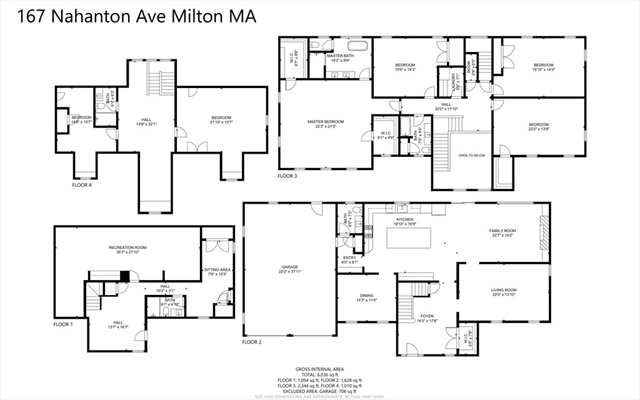 167 Nahanton Avenue Milton MA 02186