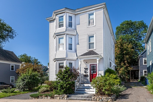 35 Ballard Street Boston MA 02130