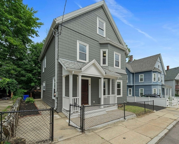 58 Wrentham Street Boston MA 2124