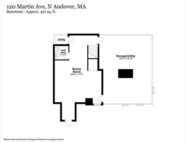 120 Martin Avenue North Andover MA 01845