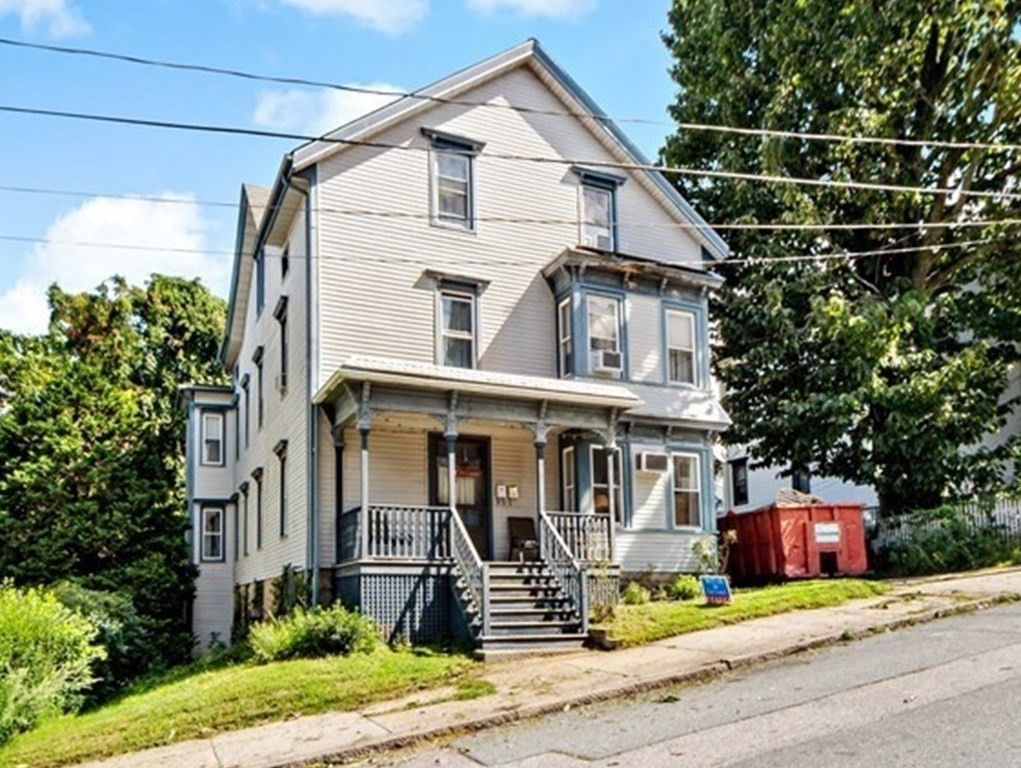 Amazing opportunity to invest in this Victorian multi-family home in the desirable Lower Highlands neighborhood of Fall River. With over 3500 square feet of space spread out over 3 spacious floors, this home has endless potential with the possibility of a third unit and solid rental income to be generated. The first unit features a double parlor with large windows, pocket doors, 2 bedrooms, dining area and a kitchen with an oversized pantry. The second unit, which currently occupies the second and third floor offers the same layout, with a spiral staircase leading up to the third floor. This third floor offers 3 additional bedrooms as well as multiple partially finished rooms that are waiting for the new owner to bring them to their full potential. The basement has washer/dryer hook ups and separate utilities for each unit. Additional features include off street parking. Perfect opportunity for contractors, investors or those with a rehab loan. Group showing Mon 9/13 @ 3:30 pm.