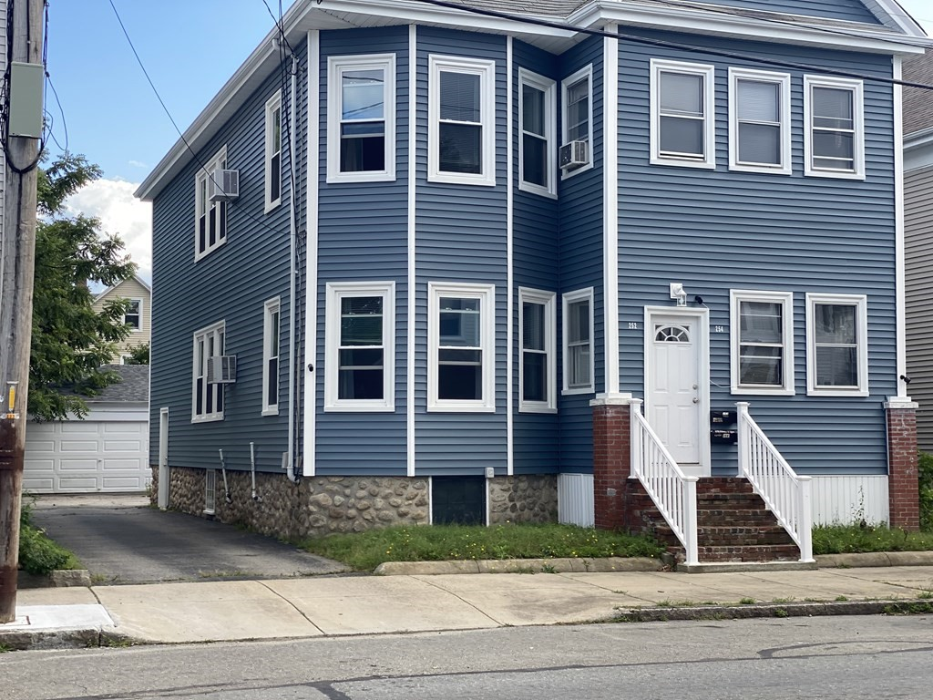 Welcome home to this beautifully maintained two family home in the north end of New Bedford. I ask you why rent when you could own your own home? Each unit has been updated gleaming hardwood floors, tile. Fist floor feature open kitchen, living room bathroom, and three good size bedrooms. Second floor features open kitchen, living room, two large size bedrooms and bathroom. Off street parking.Where  pride in ownership shows through out home This home is a must see won't last!!