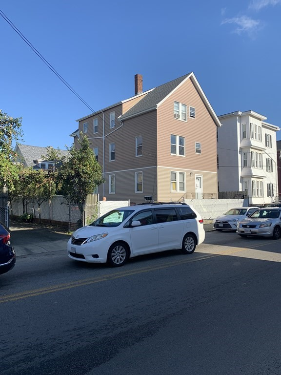 Great 3 family with off street parking for 4 cars front to back. 2nd floor will be vacant at closing. 1st and 3rd tenants are tenants at will. Newer roof installed in 2015.Hardwood floors on all three floors. Property will pass FHA All appliances to remain with the property. First showing will be at open house Sunday 9/12 between 12-2pm. No appointments necessary.