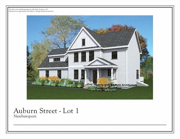 lot 1 Auburn Newburyport MA 01950