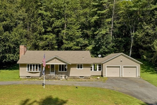 144 Avery Brook Road, Charlemont, MA<br>$259,000.00<br>4.05 Acres, 2 Bedrooms