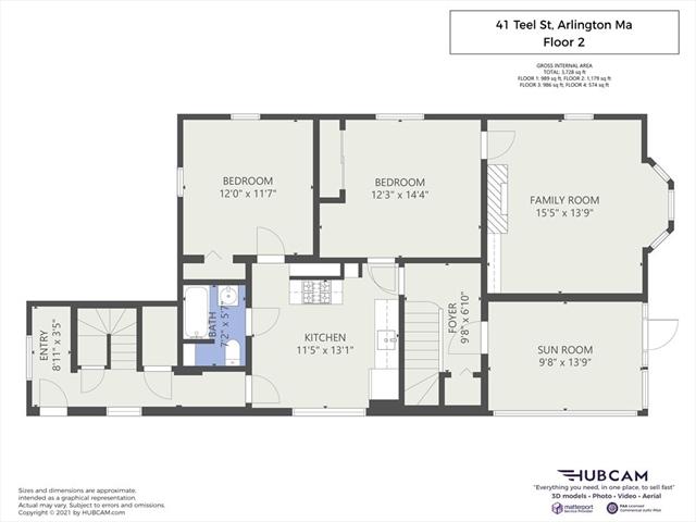 41 Teel Street Arlington MA 02474