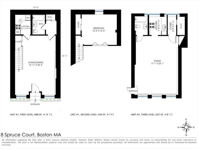 8 Spruce Court Boston MA 02108