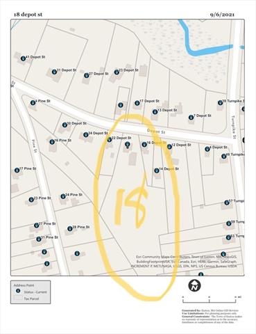 18 Depot Street Easton MA 2375