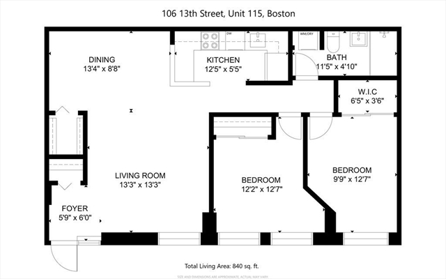 106 13th Street Boston MA 2129