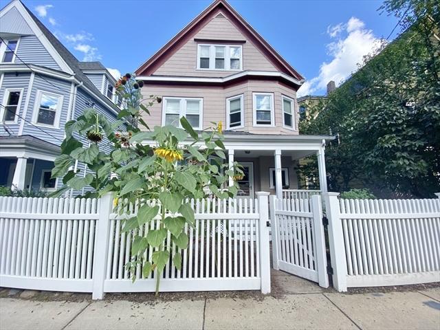 17 Bruce Street Boston MA 2124