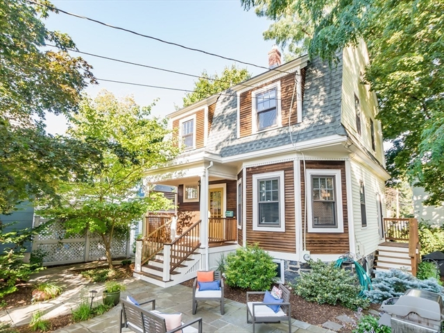 53-A Dartmouth Street Belmont MA 2478