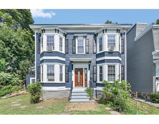 3 Beds, 2 Baths home in Boston for $599,000