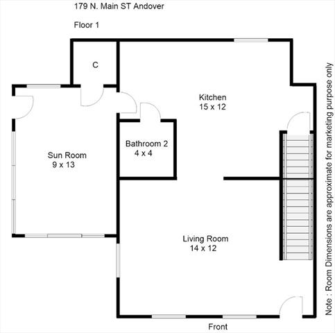 179 N Main Street Andover MA 1810