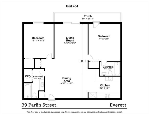 39 Parlin Street Everett MA 2149