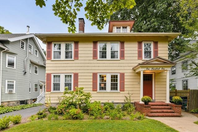 101 Clement Avenue Boston MA 02132