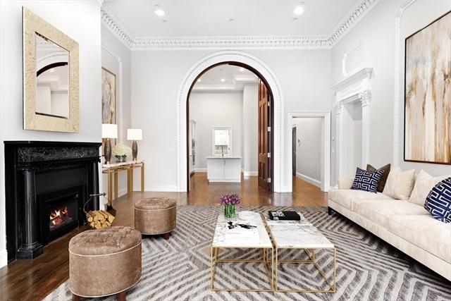 63 Mount Vernon St, Boston, MA, 02108, Beacon Hill Home For Sale
