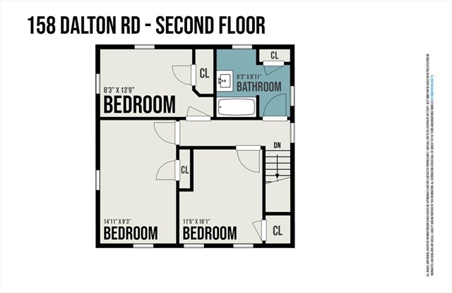 158 Dalton Road Chelmsford MA 1824
